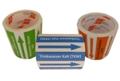 Kennzeichnungsbänder für Rohre