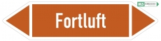 Fortluft - Braun