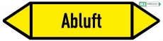 Abluft - Gelb