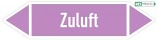 Zuluft - Violett