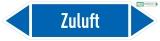 Zuluft - Blau