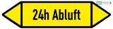 24h Abluft - Gelb