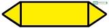 Richtungspfeil - Gelb
