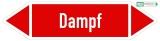 Dampf - Rot