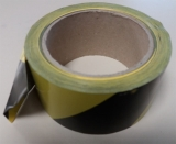 Warnband rechtsweisend 66 m - Gelb